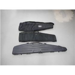 HARD AND SOFT RIFLE CASES