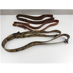 ASSORTED RIFLE SLINGS