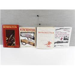 WINCHESTER AND REMINGTON BOOKS