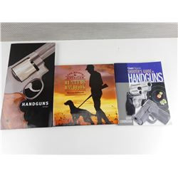 ASSORTED GUN AND SHOOTING BOOKS