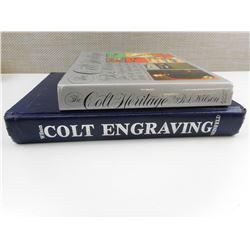 COLT ENGRAVING BOOKS