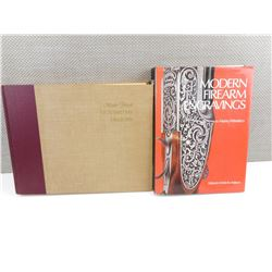 ASSORTED FIREARM ENGRAVING BOOKS