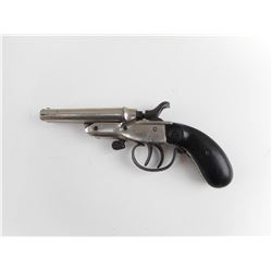 ROSSI , MODEL: GARRUCHA  , CALIBER:  22 LR