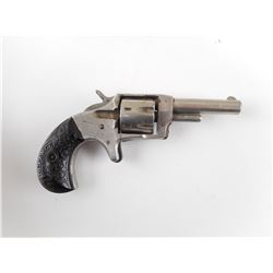 IVER JOHNSON , MODEL: DEFENDER 89 , CALIBER:  22 SHORT