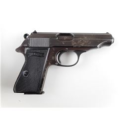 WALTHER , MODEL: PP , CALIBER:  7.65MM