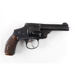SMITH & WESSON  , MODEL: TOP BREAK NO 2 SAFETY HAMMERLESS MODEL 5 AKA LEMON SQUEEZER  , CALIBER:  38