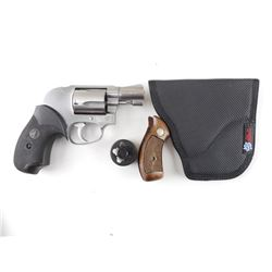 SMITH & WESSON  , MODEL: 649 BODYGUARD , CALIBER:  38 SPL