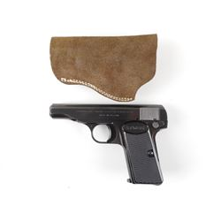 BROWNING  , MODEL: 1955 , CALIBER:  9MM BROWNING SHORT
