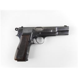 BROWNING  , MODEL: 1935 HIGH POWER P640b , CALIBER:  9MM LUGER