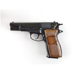 MAUSER , MODEL: M90 DOUBLE ACTION COMPACT  , CALIBER:  9MM LUGER