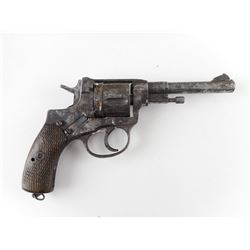 WWII ERA, NAGANT , MODEL: 1895 , CALIBER:  7.62 NAGANT