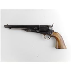 REPLICA ARMS , MODEL: COLT 1860 ARMY REPRODUCTION  , CALIBER:  44 CAL PERC