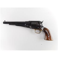 SAFARI ARMS  , MODEL: REMINGTON NEW MODEL ARMY REPRODUCTION (AKA 1858) , CALIBER:  44 CAL PERC