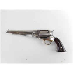 SAFARI ARMS  , MODEL: REMINGTON NEW MODEL ARMY REPRODUCTION     , CALIBER:  44 CAL PERC