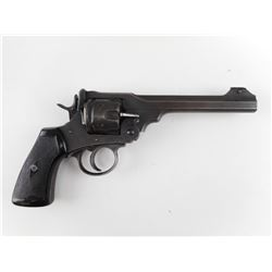 WEBLEY , MODEL: MARK VI , CALIBER:  455 REV