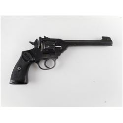 WEBLEY , MODEL: MARK IV POLICE & MILITARY TARGET , CALIBER:  22 LR