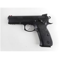 CZ , MODEL: CZ75 SP-01 SHADOW , CALIBER:  9MM LUGER