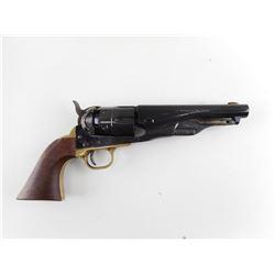 PIETTA , MODEL: COLT 1862 POLICE REPRODUCTION , CALIBER:  44 CAL PERC