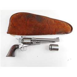 RUGER  , MODEL: OLD ARMY  , CALIBER:  45 CAL PERC & 45 LONG COLT