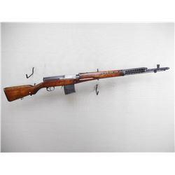 WWII TOKAREV , MODEL: SVT 40  , CALIBER:  7.62 X 54R