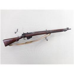 WWII ERA, LEE ENFIELD , MODEL: NO. 4 MK I* LONG BRANCH , CALIBER:  303 BR