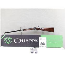 CHIAPPA , MODEL: SHARPS RIFLE  , CALIBER:  22 HORNET