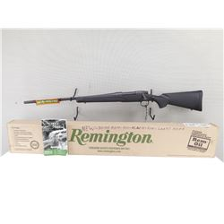 REMINGTON , MODEL: 700 SPS LEFT HAND  , CALIBER:  30-06 SPRG