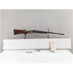 WINCHESTER  , MODEL: 1885 LO WALL , CALIBER:  243 WIN