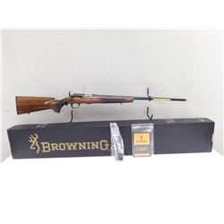 BROWNING  , MODEL: T-BOLT  , CALIBER:  22 LR