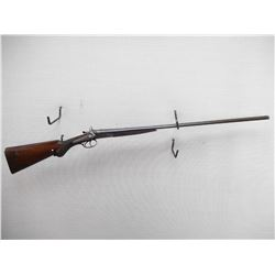 WALTERS & SON  , MODEL: SIDE BY SIDE  , CALIBER:  44-40 SHOT