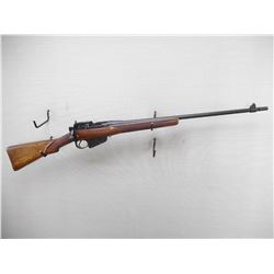 WWII ERA, LEE ENFIELD , MODEL: NO. 4 MK I* LONGBRANCH SPORTER , CALIBER:  303 BR