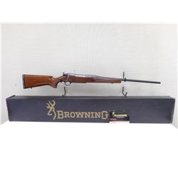 BROWNING  , MODEL: A-BOLT  , CALIBER:  30-06 SPRG