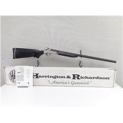 HARRINGTON & RICHARDSON  , MODEL: TOPPER DELUXE , CALIBER:  12GA X 3 1/2""