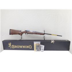BROWNING  , MODEL: A-BOLT  , CALIBER:  22 HORNET