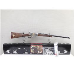 WINCHESTER  , MODEL: THEODORE ROOSEVELT COMMEMORATIVE 1858-2008 , CALIBER:  405 WIN