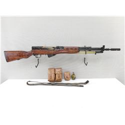 SIMINOV , MODEL: YUGOSLAVIAN M59/66  SKS , CALIBER:  7.62 X 39