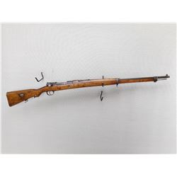 MAUSER , MODEL: 1903 TURKISH RIFLE  , CALIBER:  8MM MAUSER