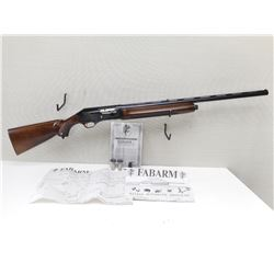 FABARM , MODEL: BLACK ARROW  , CALIBER:  12GA X 3""