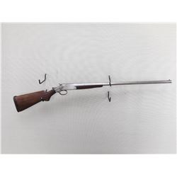 HOPKINS & ALLEN  , MODEL: SINGLE SHOT  , CALIBER:  12GA X 2 3/4""