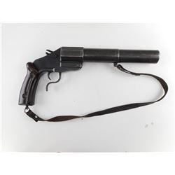 1938 WAFFENBABRIK BERN SWISS FLARE GUN