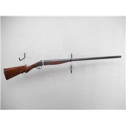 IVER JOHNSON , MODEL: SINGLE SHOT  , CALIBER: 12 GA X 2 3/4""