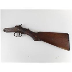 HOPKINS & ALLEN  , MODEL: SINGLE SHOT  , CALIBER: UNKNOWN