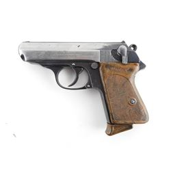 WALTHER , MODEL: PPK , CALIBER: 7.65 MM