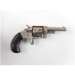 IVER JOHNSON , MODEL: DEFENDER 89 , CALIBER: 22 SHORT