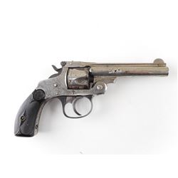 SMITH & WESSON  , MODEL: 32 DOUBLE ACTION FOURTH MODEL , CALIBER: 32 S&W
