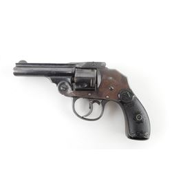 IVER JOHNSON  , MODEL: SAFETY HAMMERLESS AUTO MOD 2 , CALIBER: 32 S&W