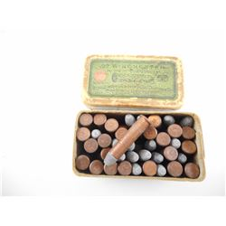 WINCHESTER 22 WRF AMMO, IN TWO PIECE BOX