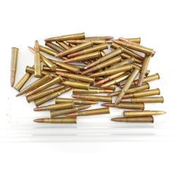.303 BRITISH AMMO, ASSORTED HEAD STAMPS