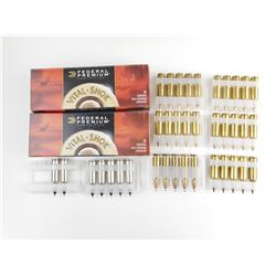 FEDERAL AND WINCHESTER 270 WIN SHORT MAG AMMO