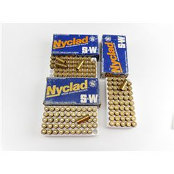 NYCLAD 38 SPECIAL WADCUTTER AMMO